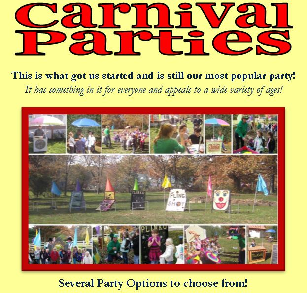 Carnival Parties
